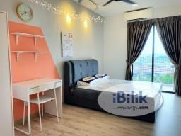 Room Rental in Petaling Jaya - Cozy Emporis Middle Room! Near  MRT Kota Damansara!