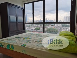 Room Rental in Ampang - Master Room at Bayu @ Pandan Jaya, Pandan