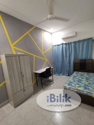 Room Rental in Selangor - Near LRT Include utilities Single room for rent at SS2