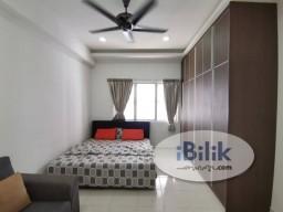 Room Rental in Petaling Jaya - ⭐Female Unit ⭐Big Size Room⭐ Master Room at I Residence, Kota Damansara