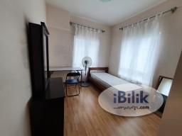 Room Rental in Petaling Jaya - Middle Room at Cova Suites, Kota Damansara