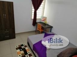 Room Rental in Petaling Jaya - ((0 DEPOSIT)) Middle Room  including utility bill at Pacific Place, Ara Damansara