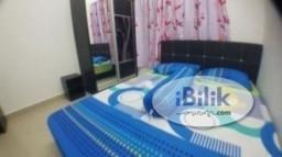 Room Rental in Johor - ZERO DEPO Bilik di Escadia di Desaru 20min ke Pengerang Sungai Rengit rumah landed boleh masak