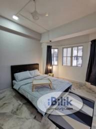 Room Rental in Kuala Lumpur - Low Deposit- Meadow Park 3 @ Full Furnished Room (FREE Internet & Cleaning)