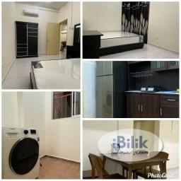 Room Rental in Setapak - Back to Work Promotion!!!! [7 Mins Walk to LRT!!] Single Room at Wangsa Metroview, Wangsa Maju