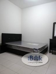Room Rental in Kuala Lumpur - [3 Mins Walk to MRT!!!] Single Room at Segar View, Cheras