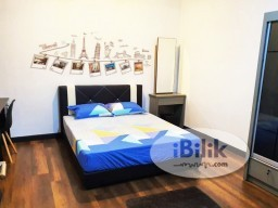 Room Rental in Malaysia - Urgent! New fully furnished Master Room rent in Symphony Tower @ Cheras South