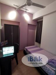 Room Rental in Malaysia - Single Room at pangsapuri laksamana 1 bandar hilir melaka raya kota laksamana General HospitalPrudential  Pangsapuri Laksamana 1