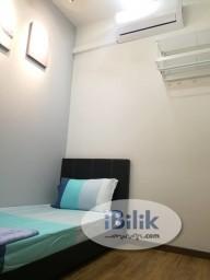Room Rental in Selangor - Near to KTM Padang Jawa & I-City, Cozy Room @ Suria Jaya e-sofo, Shah Alam