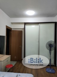 Room Rental in Malaysia - Middle Room at KL City Centre, Kuala Lumpur