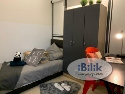 Room Rental in Selangor - (MCO free rental) Welcome short term tenant, SuriaMas, Bandar Sunway, Single Room at SuriaMas, Bandar Sunway
