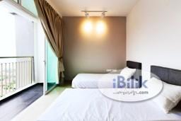 Room Rental in Malaysia - Puncak 7 NEAR UiTM Shah Alam Master Bedroom