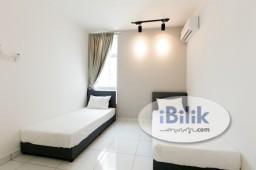 Room Rental in Selangor - Best Offer Puncak 7 UiTM Shah Alam Middle Room! 1 Month Depo ONLY!