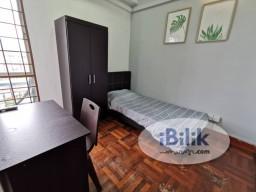 Room Rental in Petaling Jaya - Low Deposit, Cozy Room, Ridzuan Condominium @ Bandar Sunway