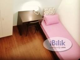 Room Rental in Selangor - Cozy Single Room Avenue Crest, Shah Alam | Subang JayaTR0001