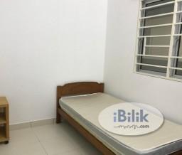 Room Rental in Malaysia - Bilik Single utk disewa, kemasukan segera (Januari 2022) !!!