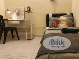 Room Rental in Malaysia - (MCO free rental) NEW year promotion, BrandNew Room FREE WIFI and Water, IOI boulevard, 24hr security and CCTV IOI boulevard puchong, Jalan kenari, pu