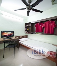 Room Rental in Petaling Jaya - Single Room at PJS 7, Bandar Sunway