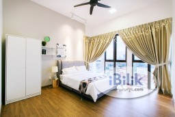 Room Rental in Malaysia - ANNEX MASTER ROOM MRT TAMAN CONNAUGHT 1MONTH DEPO!