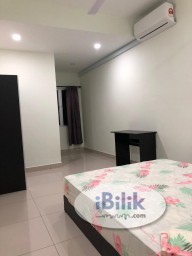 Room Rental in Petaling Jaya - Newly Renovated Master Bed Room For Rent at PJS 11/06 - Double Storey Landed House