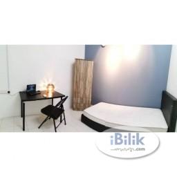 Room Rental in Petaling Jaya - Kota Damansara Nice Single Room with Wifi Cleaning