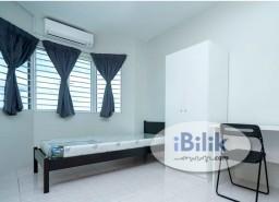Room Rental in Kuala Lumpur - Full Furnished Room to Rent