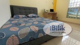 Room Rental in Malaysia - Middle Room at Seremban, Negeri Sembilan