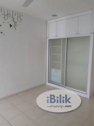 Room Rental in Kuala Lumpur - Master Room at Platinum Lake PV13, Setapak