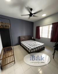 Room Rental in Petaling Jaya - FREE Car Park_Medium Room_Suriamas Condo Sunway