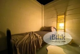 Room Rental in Selangor - comfortable Bilik Single Flat PKNS, Sunway   Petaling Jaya   Subang Jaya TR0013