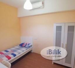 Room Rental in Kuala Lumpur - room to rent - 3 min walk to LRT Wangsa Maju