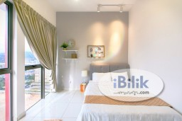 Room Rental in Kuala Lumpur - The Annex MRT Taman Connaught 1 Month Depo ONLY Spacious Middle Room