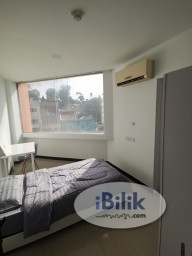 Room Rental in Malaysia - Walk to LRT/Monorail Titiwangsa - Hotel Room F/F with private bathroom
