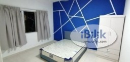 Room Rental in Petaling Jaya - Comfort Designer Medium Room at Suriamas Condominium Bandar Sunway