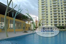 Room Rental in Petaling Jaya - Small Room Suriamas Condo Sunway Pyramid, Subang, Pjs, SS15, Bus, Brt, Lrt, Pj, Nego, Urgent