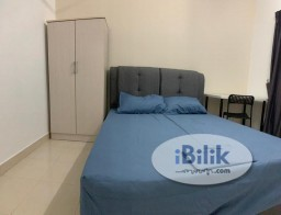 Room Rental in Petaling Jaya - Fully Furnished Brand New Medium Room @ Suriamas Bandar Sunway