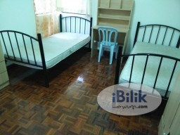 Room Rental in Selangor - Master Room at Cyberia SmartHomes, Cyberjaya with 1 Car Park Lot Provided!