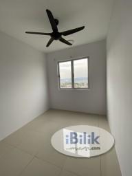 Room Rental in Kuala Lumpur - Middle Room at PV18 Residence Platinum Lake City, Setapak