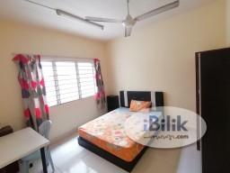 Room Rental in Petaling Jaya - Medium big Room at SuriaMas Condominium