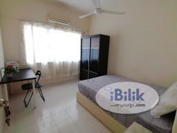 Room Rental in Petaling Jaya - (Limited unit) Medium Big Room at SuriaMas Condominium