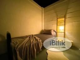 Room Rental in Selangor - Bilik Single Flat PKNS, Sunway | Petaling Jaya | Subang Jaya TR0013