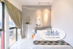 Room Rental in Malaysia - The Annex Near Mrt Taman Connaught! Middle Room 1 Month Deposit!