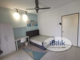 Room Rental in Kuala Lumpur - Single Room at Platinum Lake PV13, Setapak