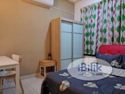 Room Rental in Kuala Lumpur - Middle Room at Rafflesia Sentul Condominium, 300meters to LRT Sentul Timur