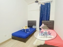 Room Rental in Setapak - Middle Room at Seasons Garden, Wangsa Maju