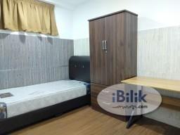 Room Rental in Petaling Jaya - Sunway Lagoon View Fully Furnished Big Single Room For Students & Working Adults, Nearby Subang Jaya, Mentari