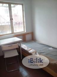 Room Rental in Kuala Lumpur - Single Room at Bandar Tasik Selatan, Cheras