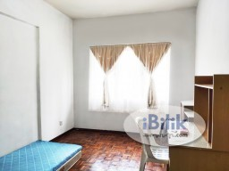 Room Rental in Setapak - 5 mins walk to LRT, newly painted middle room (all-girls)