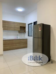 Room Rental in Cheras - [Fully Furnished Room] The Holmes 2 - Brand NEW Unit, HUKM, Single Room