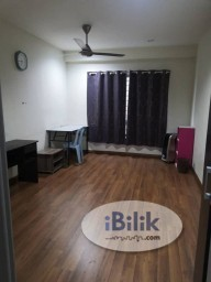 Room Rental in Cheras - Master Room at Seri Puteri, Bandar Sri Permaisuri